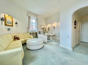 Pronájem bytu zařízeného ve vysokém standardu (2+1, cca 114 m²)