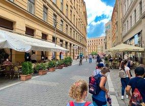 Pronájem restaurace v pěší zóně (cca 105m²)