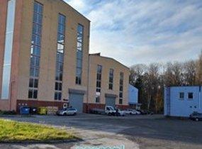 Průmyslový areál v Ostravě