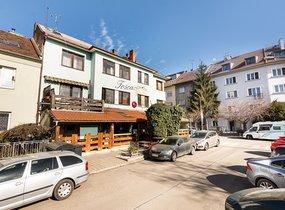 Prodej, činžovního domu 512m2,  Brno - Černá Pole