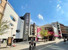 Pronájem obchodních prostor v pěší zóně (25,8 m²)