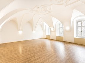 Pronájem, barokní sál, 114,37 m2, Brno - střed