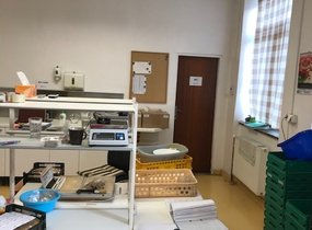 Pronájem prostoru pro výrobu studené kuchyně 114 m² - Brno - Královo Pole