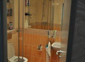 koupelna apartmán