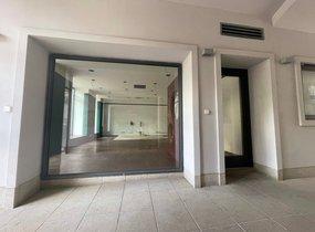Pronájem obchodních prostor (cca 168,65 m²)