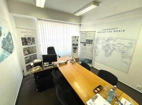 Pronájem zařízené kanceláře (17 m²)