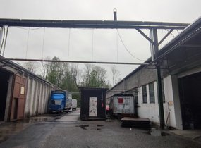 Hala na skladování, výrobu,  Frýdek-Místek - Skalice