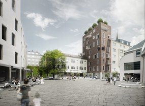 Pronájem, Ordinace, až 176 m², Brno - střed