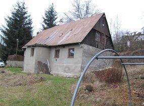 Dražba rodinného domu v Liberci - Vratislavice nad Nisou