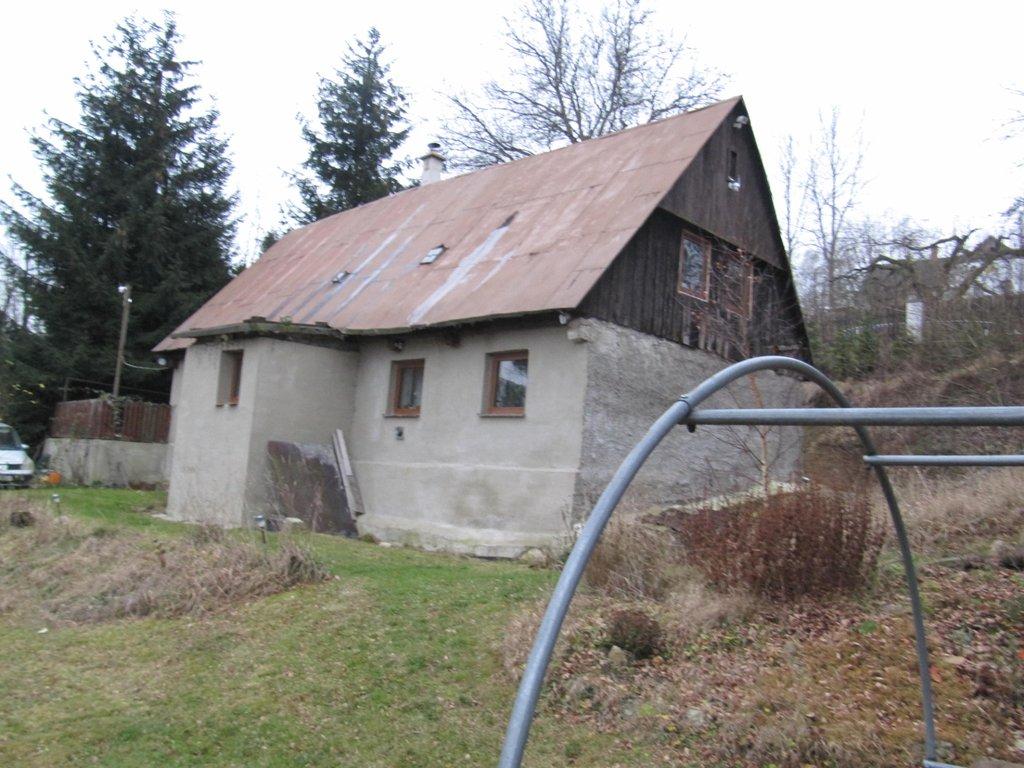 Dražba rodinného domu v Liberci - Vratislavice
