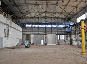 Průmyslová hala, 1 385 m2, Studénka