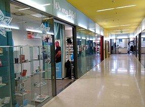 Pronájem obchodních prostor v centru Brna (33,1 m²)