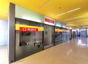 Pronájem obchodních prostor v centru Brna (20,9 m²)