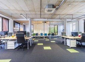 Kancelářské prostory na Chodově, 283 m2 + terasa 100 m2