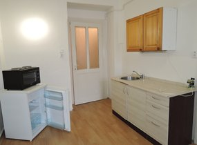 Pronájem hezkého bytu 1+1 (2kk) 37m2, Praha 4 Nusle
