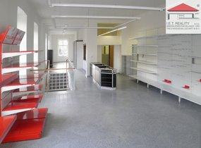 Pronájem, Komerční Obchodní prostory, 152 m²