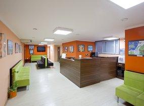 Pronájem kancelářské jednotky, 60 m2, v centru Ostravy, Českobratrská