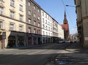 Pronájem, Obchodní prostory, 41m², 1.NP, ul. Českobratrská, Ostrava.