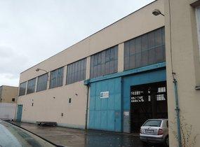 Prodej výrobní haly, Ostrava - Hrabová
