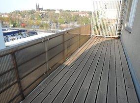 Byt 1+1, 48m2, po rekonstrukci, s velkou terasou, Praha 5 Smíchov u metra