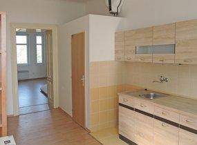 Pronájem bytu 1+1, cca 39 m2, v Moravské Ostravě na ulici Mariánskohorská
