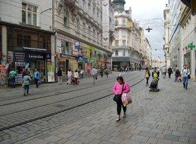 Pronájem, Obchodní prostory, 450 m² - Brno - Brno-město - Brno-střed