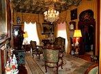 Prague palais living room 2nd floor