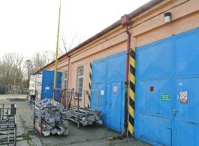 Pronájem výrobních, skladových prostor v Ostravě - Radvanicích, 567m2