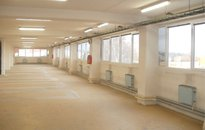 Pronájem suchého vytápěného skladu o velikosti 185m2 v Praze 9