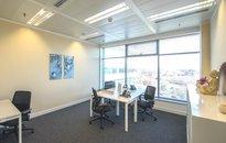 Pronájem moderně vybavené kanceláře, 45m2, Praze 5 - Stodůlky