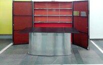 Pultový prodej - vestibul metra Můstek
