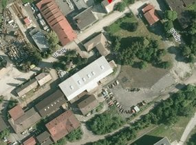 Průmyslový areál, Petřvald u Karviné
