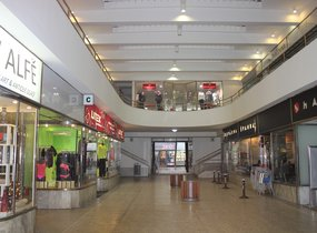 Pronájem obchodních prostor 20 m2