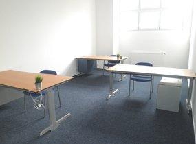 Pronájem reprezentativní kanceláře o velikosti 128m2 na Praze 5