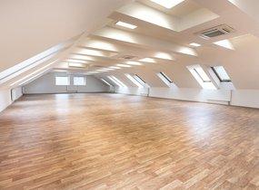 Pronájem, Open space, 180,9 m2, Staré Brno