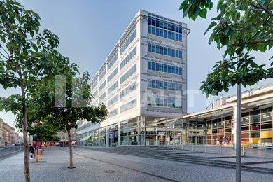 Pronájem, Kanceláře, 43m² - Praha - Smíchov, Ev.č.: 06667