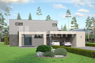 Prodej, Rodinné domy, 280m² - Vysoký Újezd, Ev.č.: 06761