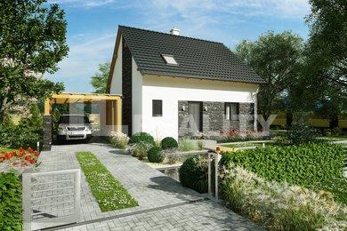 Prodej, Domy na klíč, 104m² - Havířov - Dolní Suchá, Ev.č.: 06812