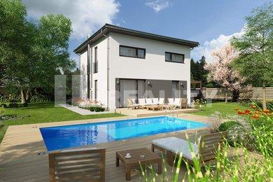Prodej, Domy na klíč, 104m² - Havířov - Dolní Suchá, Ev.č.: 06811