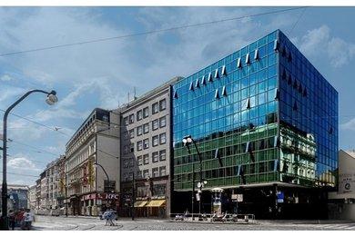 Pronájem, Kanceláře, 250m² - Praha - Staré Město, Ev.č.: 06816