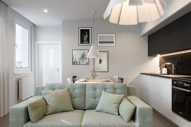 Prodej, Byty 1+kk, 23m² - Praha - Vinohrady, Ev.č.: 06823