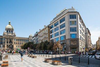 Pronájem, Obchodní prostory, 42m² - Praha - Nové Město, Ev.č.: 06853