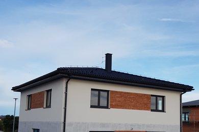 Prodej, Rodinné domy, 160m² - Vysoký Újezd, Ev.č.: 06862