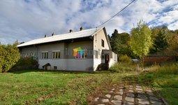 Prodej domu 3+1 s velkým pozemkem 1932 m² v obci Kunkovice