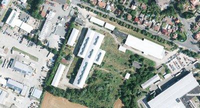 Průmyslový areál Kolín
