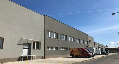 Prodej výrobně-skladovacího areálu Praha
