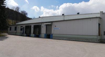 Prodej výrobně-skladovacího areálu Dolní Kalná