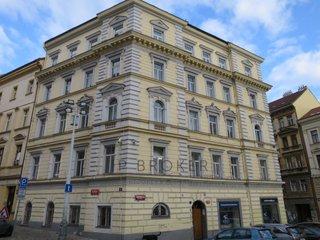 Pronájem, Kanceláře, 331m² - Praha - Žižkov