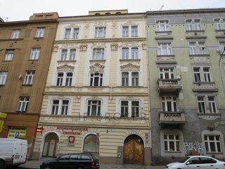 Pronájem, Byty 2+kk, 53,7m² - Praha - Žižkov