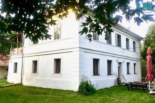 nabízí, prodej, rodinné domy, penzion, Jaroslavice